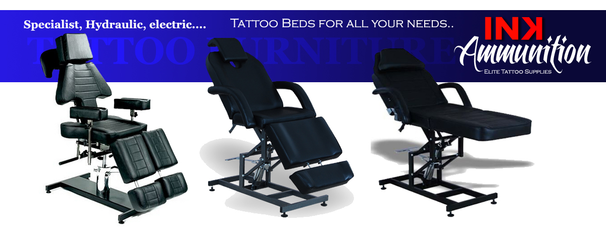 Tattoo Bed Banner