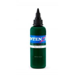 intenze_tattoo_ink_dark_green_4oz_clear